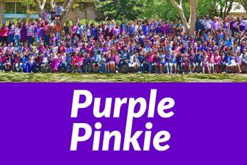 Purple Pinkie 2019